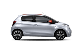 CITROEN C1 1.0 VTI FEEL 5 PORTE